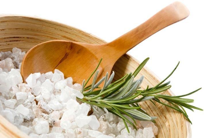 Детоксикация с английска сол | LuckyFit