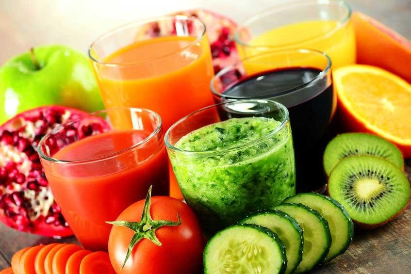 Detox once a month | LuckyFit