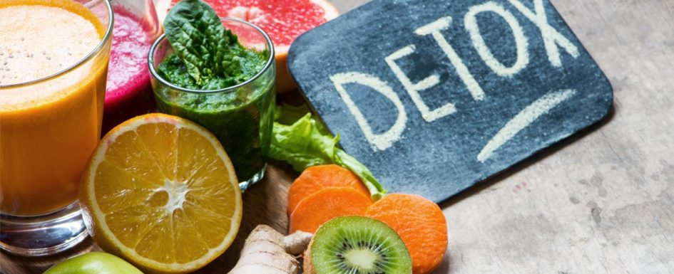 15 detox foods for our body