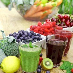 Detox food - grapefruit