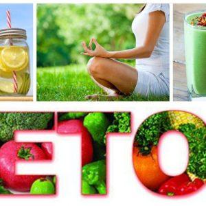 Eating after detox diet