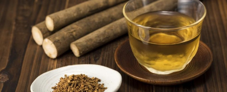 Detoxification of the body with herbs