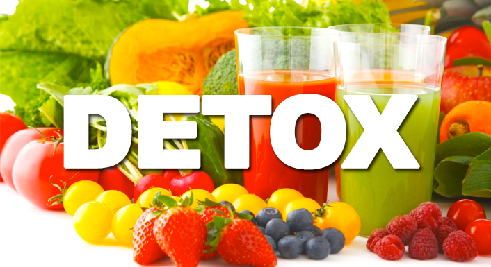 How often to detox
