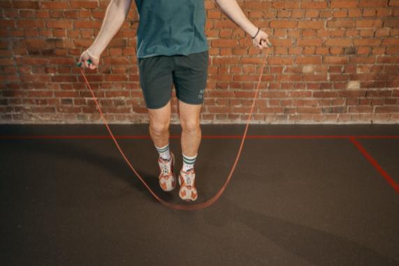 Как се скача на въже за отслабване?