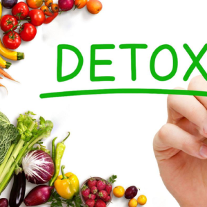 Type of food for detoxification
