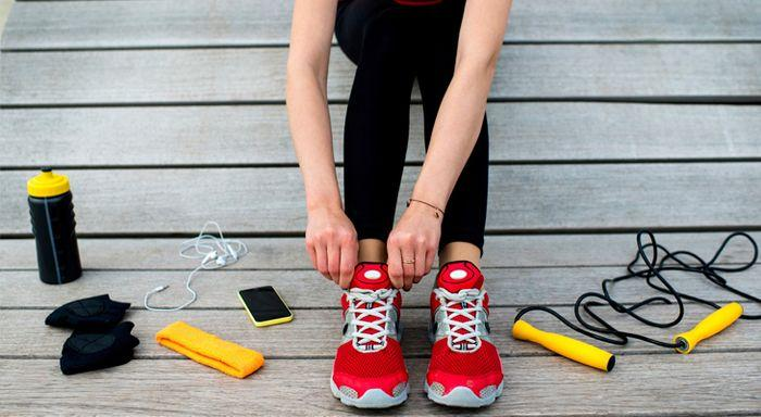 How to lose weight using a jump rope