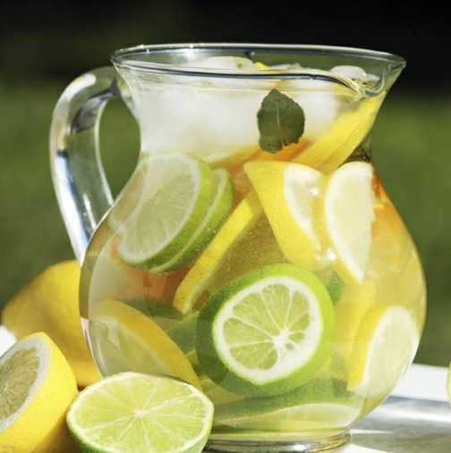 Fruits for detoxification
