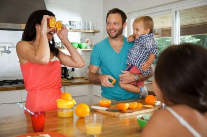 Detox for the whole family   LuckyFit