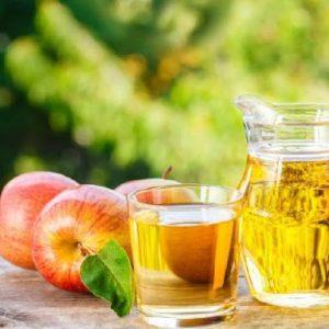 Отслабване с ябълков оцет