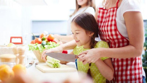 Help building right eating habits