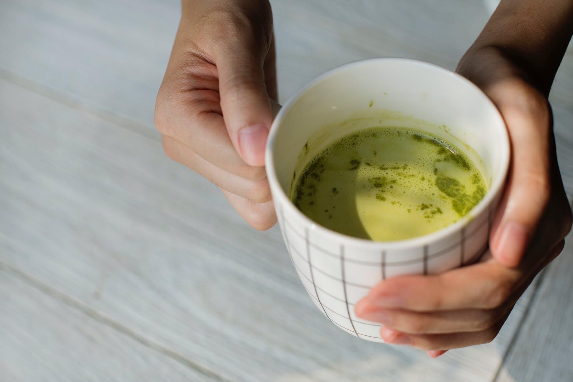 Прием на зелено кафе | LuckyFit