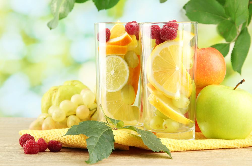 Fruit for detoxification   LuckyFit