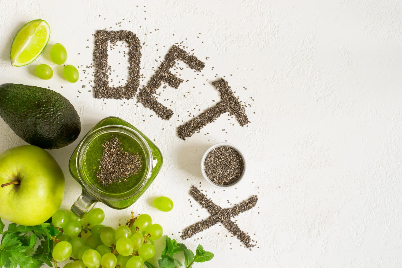 Benefits of detoxification   LuckyFit