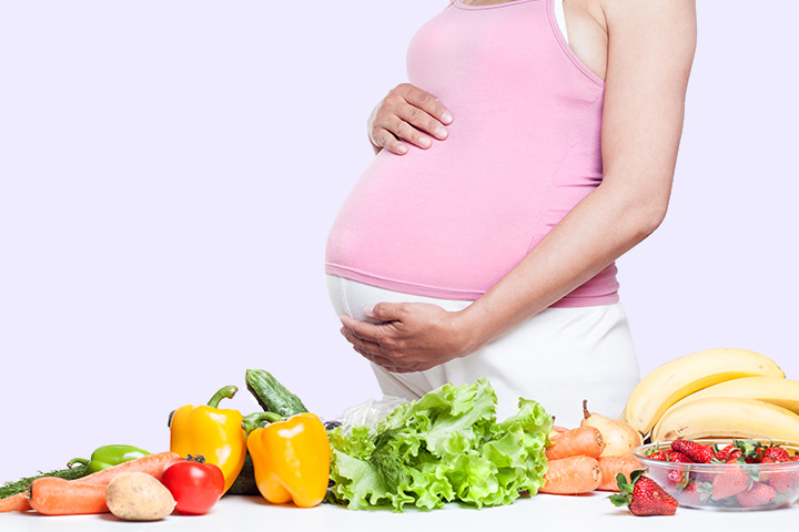 Detoxification process for pregnant women