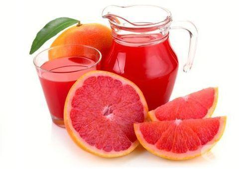 Enzymes in grapefruit for weight loss
