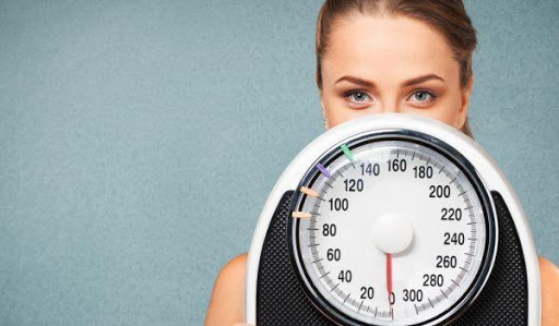 Chemical processes during weight loss