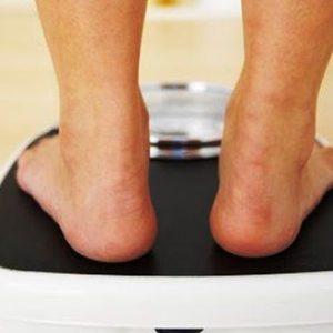 Нездравословно сваляне на килограми