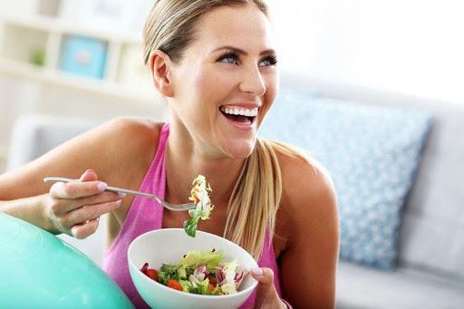 Detoxifying breakfast for slimming