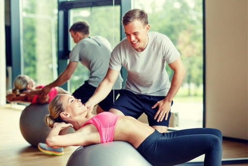 Exercises for detox and slimming