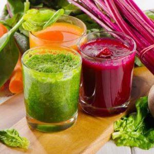 Храни и напитки детокс