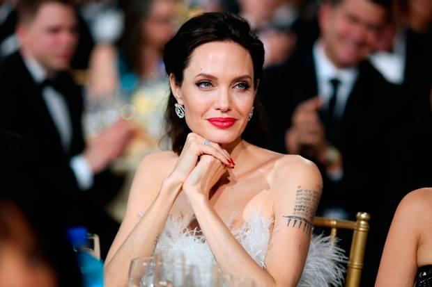 Detox diet of Angelina Jolie