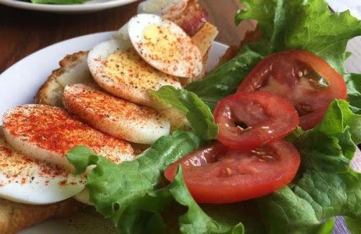 Detox salad for detoxification