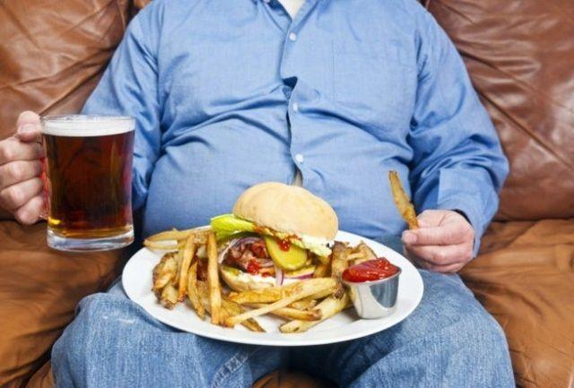 Poor eating habits