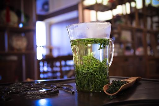 Отслабване със зелен чай