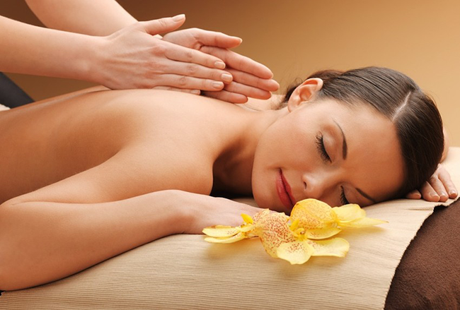 Detoxification spa massage
