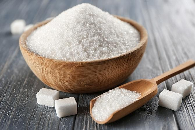 Refined white sugar is detrimental