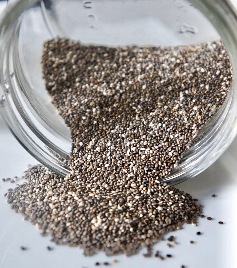 Chia for weight loss