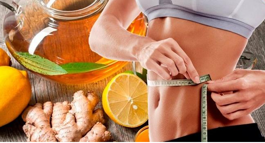 Ginger for weight loss?