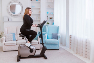 How to ride an exercise bike for weight loss?