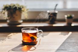 Зелен чай за отслабване