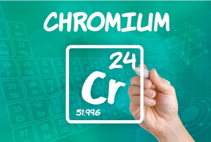 Chromium - suppresses appetite for sweets