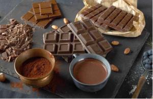 Dark chocolate - the powerful antioxidant