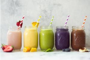 10 smoothie detox recipes